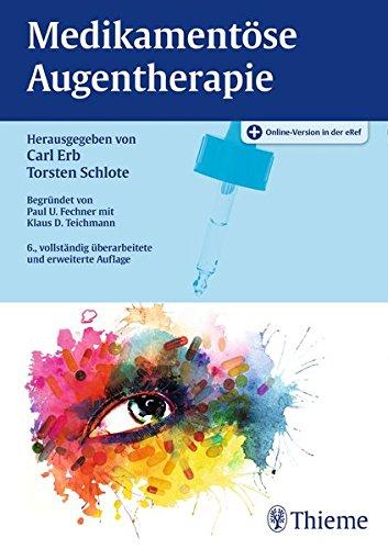 Price comparison product image Medikamentöse Augentherapie