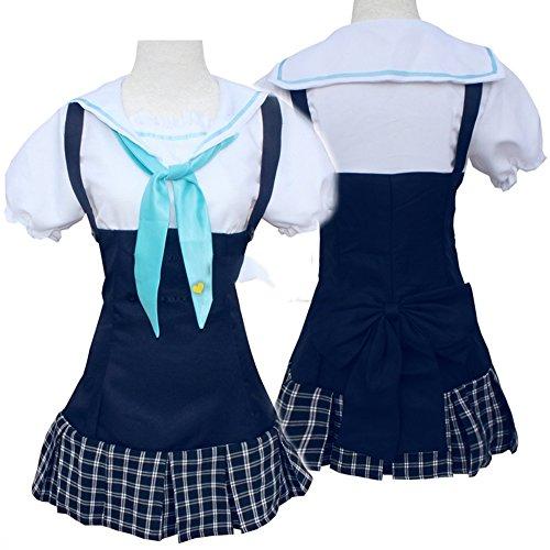 Nuoqi Love Live! Sunshine! Hanayo Koizumi Women's Anime Cosplay Costume Hanayo Koizumi Uniform Full Set