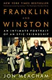 Book cover from Franklin and Winston: An Intimate Portrait of an Epic Friendship by Jon Meacham