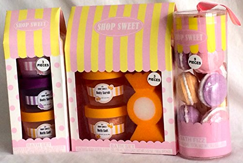 Shop Sweet Bath Set