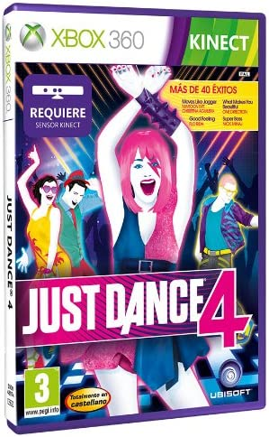 Just Dance 4: Amazon.es: Videojuegos