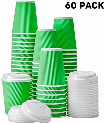 FarSmart Paper Ripple Coffee Green product image