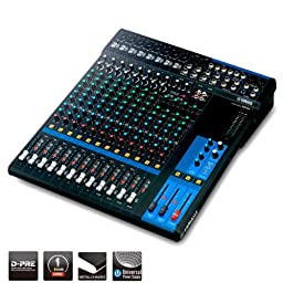 Yamaha MG16 | 16-Channel Mixing Console