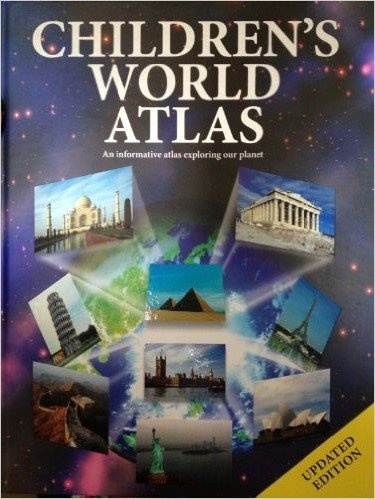 Download Childrens World Atlas (Let's Discover) PDF