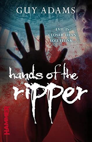 book cover of Hands of the Ripper