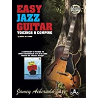 Easy Jazz Guitar (With 2 Free Audio CD's):
