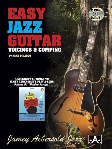Easy Jazz Guitar: Voicings & Comping (Book & 2CDs)