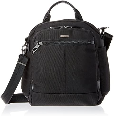 Travelon Anti-Theft Concealed Carry Tour Bag, Black
