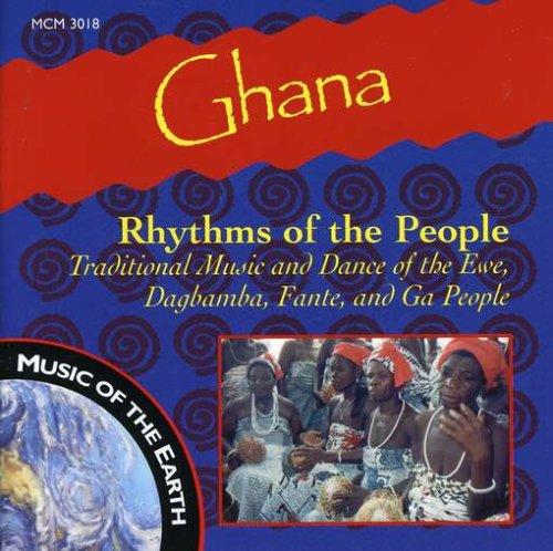 Ghana: Rhythms Of The People by Music Earth / Multic