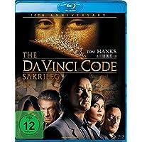 The Da Vinci Code - Sakrileg - Anniversary Edition [Francia] [Blu-ray]