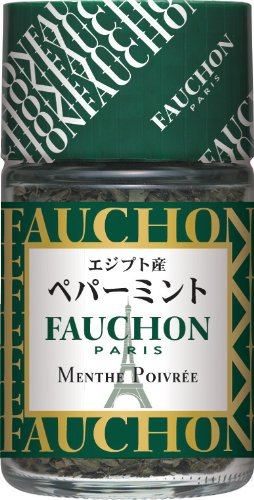 FAUCHON peppermint (Egyptian) 6gX5 pieces by FAUCHON spices