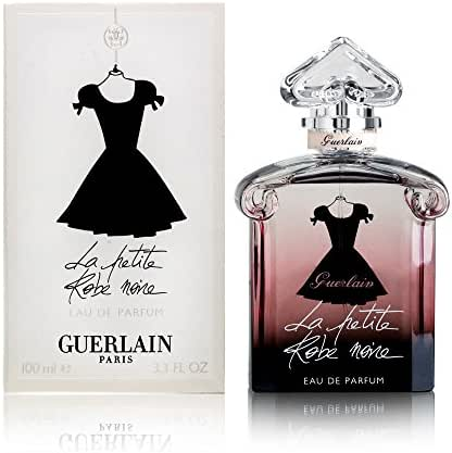 Guerlain La Petite Robe Noire | Eau de Parfum Spray | Fragrance for Women | Fruity Floral Scent with Key Notes of Black Cherry, Almond, and Bergamot | 100 mL / 3.3 fl oz