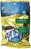 york mint minis - Russell Stover Whitman's Mint Patties, 3.25 Ounce Peg Bag (Pack of 6) Weight Watchers Mint Patties; Rich Dark Chocolate Candy Pack, Creamy Mint Patty Smothered in Dark Chocolate, 2 SmartPoints Each