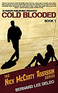 Cold Blooded Assassin  by Bernard Lee DeLeo ebook deal