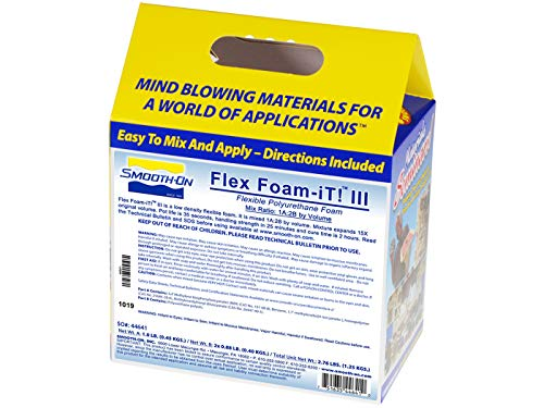 Flex Foam-iT! III Flexible Polyurethane Foam - Trial Unit