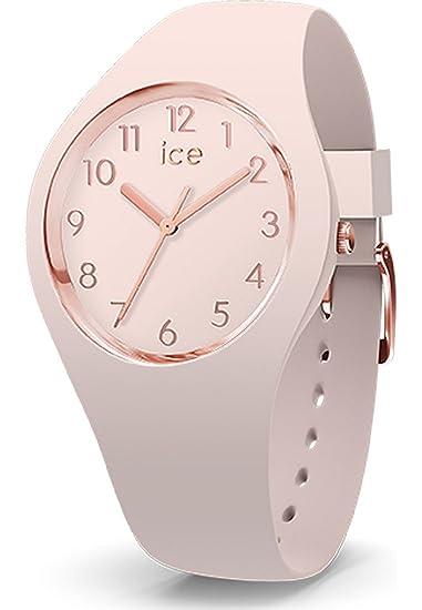 Ice-Watch Reloj Analógico para Mujer de Cuarzo con Correa en Silicona 15330