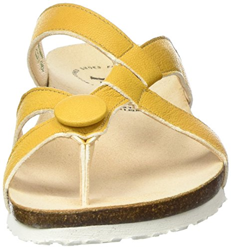 kombi Yellow 07 Flops Women''s Think 282987 sun Flip Julia 8BXSqxqn0