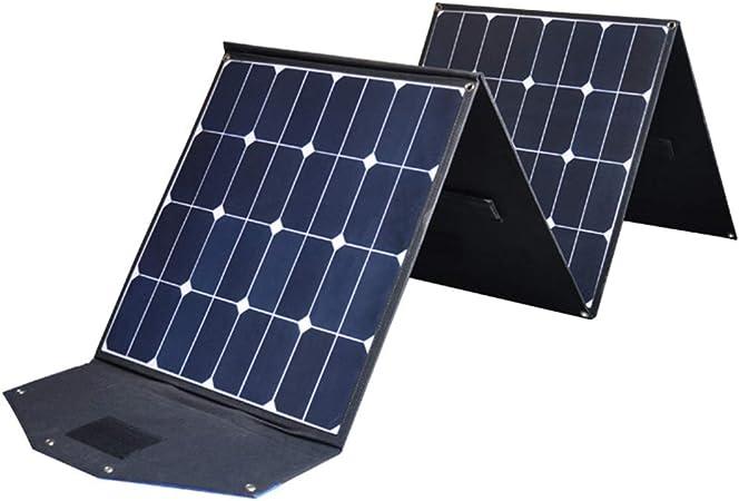 CWWHY Cargador Solar 200W Cargador De Panel Solar Teléfono ...