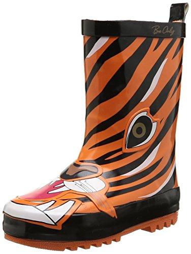 Be Only Zamby, Unisex - Kinder Stiefel & Stiefeletten Orange - Orange