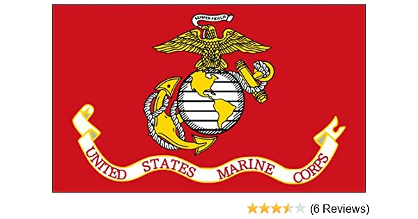 "4/"" Inch USMC United States Marine Corps Military Decals Sticker Graphics Emblems"