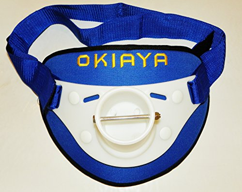 OKIAYA Big Game Fighting Belt 1 Size fits all (26in to 60...