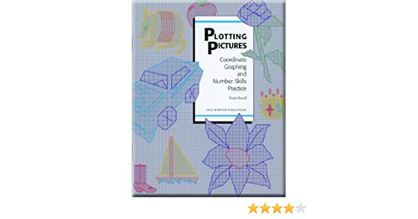 Amazon.com: Plotting Pictures: Coordinate Graphing and Number ...