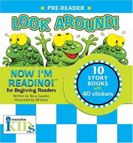 Download Now I'm Reading!: Look Around! - Pre Reader (Now I'm Reading!: Level 1) PDF