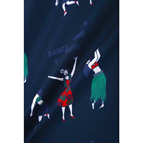 キャロウェイゴルフ Callaway Golf 半袖シャツ?ポロシャツ フラガールプリントダブルピケ半袖ポロシャツ レディス