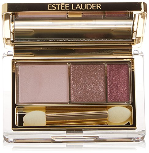 Estee Lauder Pure Color Instant Intense Trio Eye Shadow, Sterling Plums, 0.07 Ounce