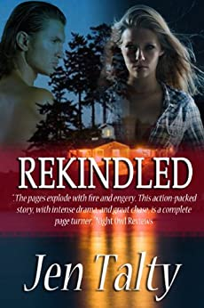 Rekindled by [Talty, Jen]