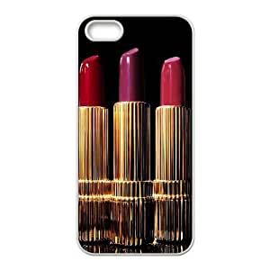 Lipstick DIY Cover Case for Iphone 5,5S,personalized phone case ygtg554944