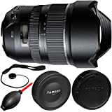 Tamron SP 15-30mm f/2.8 Di VC USD Lens (Canon EF) + Dust Blower + MORE - International Version (No Warranty)