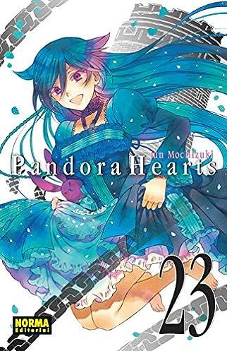 pandora hearts 23