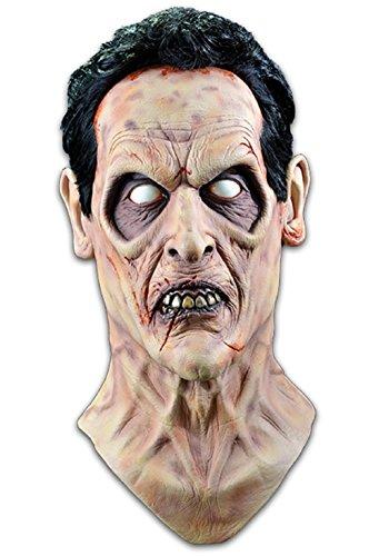 Costume Dead Ash Evil (Evil Dead 2: Evil Ash Mask Halloween)