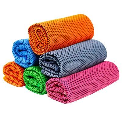 Toalla de hielo Stay Cool – 3 unidades de toallas de refrigeración de hielo para deportes