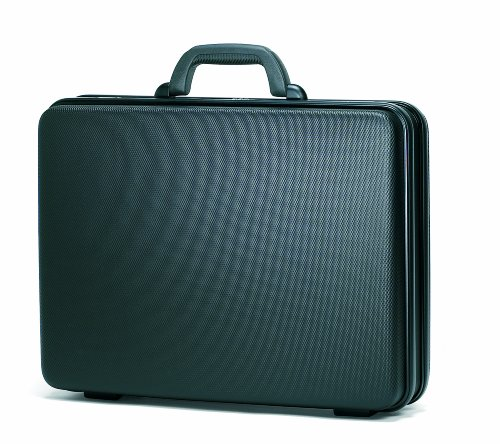 - Samsonite 10485 Delegate II 5-Inch Attache (Black)