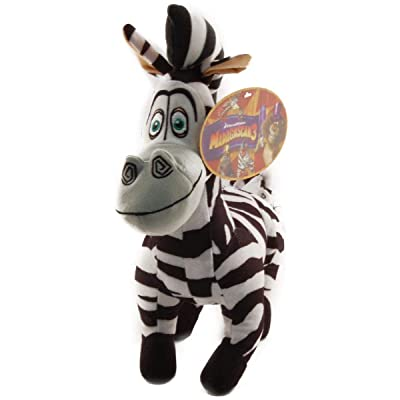 ToyFactory Madagascar 3 Marty Plush: Toys & Games