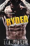 RYDER (Slater Brothers Book 4)