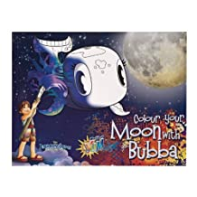Color Your Moon with Buba