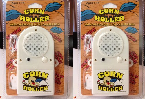 CornHoller Cornhole Audio Accessory (2 devices for 2 boards) -