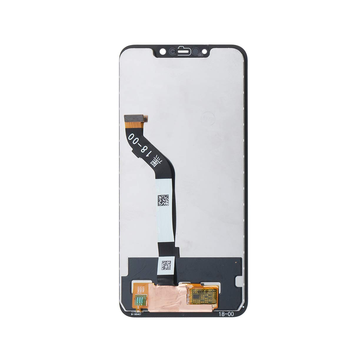 West Dragon Pantalla t/áctil LCD para XiaoMi Pocophone F1 Pantalla LCD, con Herramientas