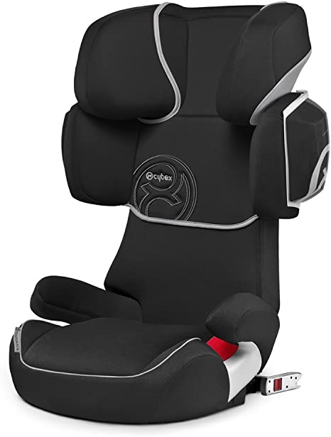 Cybex Solution X2-Fix - Silla de coche grupo 2/3 (12-36 kg, 3 años ...