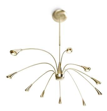 Philips 405431213 - Lámpara de techo colgante con atenuación ...