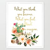 amazon com flowers posters prints wall art home kitchen