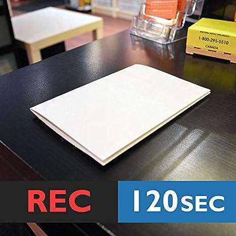 Amazon.com: Tarjeta de 120s 5 x 7 chip grabable sonido ...