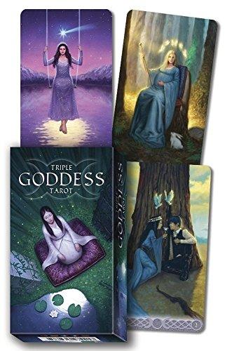- Triple Goddess Tarot