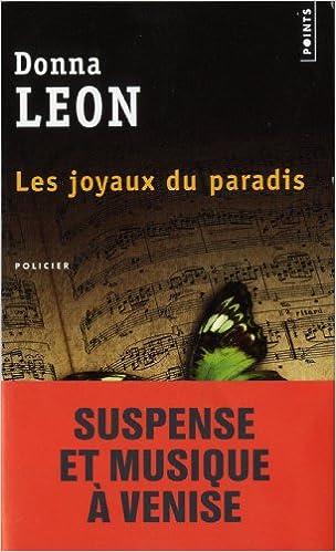 Les joyaux du paradis - Donna Leon
