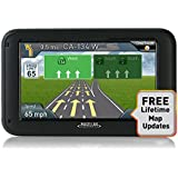 "Magellan RoadMate 5320-LM 5.0"" Touchscreen Portable North American Maps GPS System with Free Lifetime Updates..."
