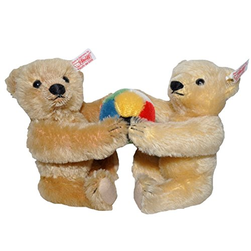 Steiff 671517 Teddy Set with Plush Ball Limited - Steiff Ball