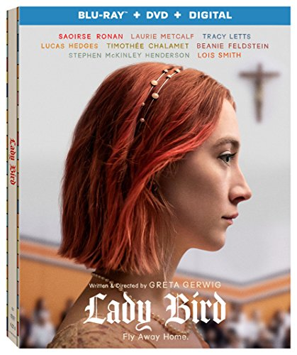 Lady Bird (With DVD, 2 Pack, 2PC)